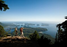 Hiking Trails & Walks | The Official Tourism Tofino  The stunning view from Lone Cone!