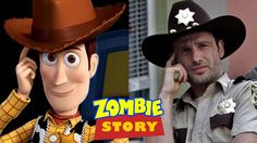 """""""Zombie Story"""" - A Mind-Blowing Comparison of The Walking Dead & Toy Story"""