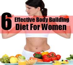 6 Effective Body Building Diet For Women [ Waterbabiesbikini.com ] #BodyBuilding #bikini #elegance