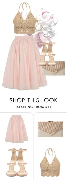 """""""Untitled #191"""" by denisa-komornikova on Polyvore featuring Ted Baker and Giuseppe Zanotti"""