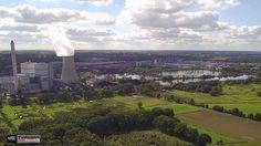 Und hier ist nun auch die erste Folge in der Rubrik Aerials. Unsere Aufnahmen aus #Wolfsburg