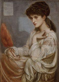 Dante Gabriel Rossetti - Maria Theresa Zambaco