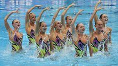 Synchronized Swimming Test