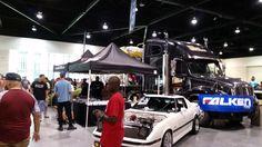 Tuner Evolution Daytona 2017 was an experience!!