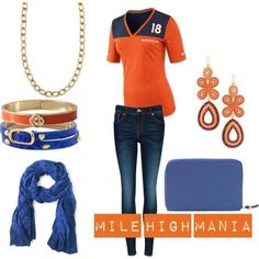 Denver Broncos Football season!  Cheer on your favorite team in style with Stella & Dot.  Shop at www.stelladot.com/CandiceMelton