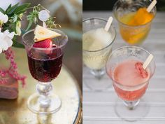 A fun way to use POSH Vintage Goblets! http://www.poshcouturerentals.com/blog/post/tabletop-tuesday-outdoor-elegance/