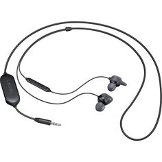 Samsung - In-Ear Headphones - Black