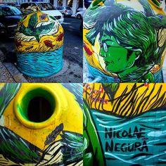 #streetart en #lisboa by @nicolae_negura  Foto:#estorninos1  #streetartoficial #streetartphotography #graffitiart #art #graffiti #stencil #urbanart #streetartbcn #streetart_london #barcelonagraffiti #streetarteverywhere #spraypaint #murslliures #street_art_hunter #rsa_graffiti #dsb_graff #tv_streetart #arteurbano #artalcarrer #arteenlascalles #arteurbanobarcelona #urbangraffitisbcn #street2lab #fans_del_arte_urbano #streetartlisbon #bcndreamers #digerible by estorninos1