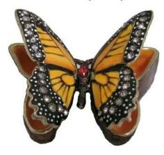 Monarch Butterfly Trinket Box  $39.95 www.Cute-Boxes.com