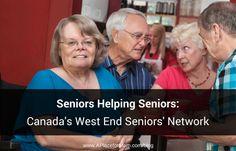 West End Seniors Network Vancouver BC: Seniors Helping Seniors