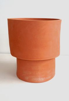 big flowerpot by Paula Greif