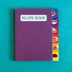 """Recipe Book"" at www.yellowtrunk.com Books, Recipes, Products, Livros, Rezepte, Book, Libros, Book Illustrations, Recipies"