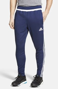 adidas 'Tiro 15' Slim Fit CLIMACOOL® Training Pants