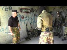 Семинар для Спецназа - Приемы работы с ножом - YouTube