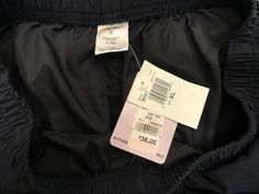 Marika Activewear Workout Pants Sz XL Blue Made in Israel Poly Nylon Comfy NWT #Marika #PantsTightsLeggings