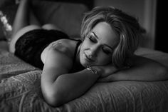A good boudoir photographer will make you feel completely at ease...even though you're pantsless.   Austin Boudoir Studio