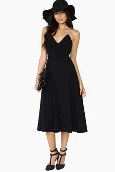 Nasty Gal Bossy Midi Dress | Shop Dresses at Nasty Gal