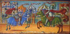 Dimitri Zagano e i suoi cavalieri dell'Apocalisse ~ Il Manoscritto del Cavaliere