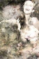 I have just published Crazy Love on Artfinder