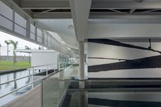 SICPA – Security Ink and Systems Factory / LoebCapote Arquitetura e Urbanismo