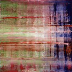 Gerhard Richter. Bach (2) 1992.   Catalogue Raisonné: 786. http://www.gerhard-richter.com/art/paintings/abstracts/detail.php?paintid=7999#