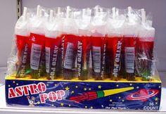 Astro pops! The sharpest death stick as a sucker#