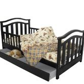 Wayfair - Elora Toddler Bed with Storage Drawer