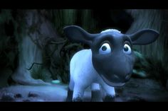 The Parable of the Lost Sheep. Beautiful, short animation