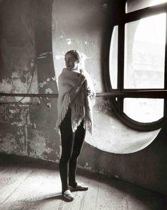 Robert Doisneau. Dancer, Paris, 1960