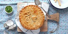 Regula shares a classic British recipe for oyster, stout and beef pie.