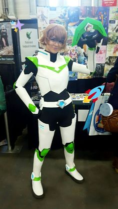 voltron pidge paladin cosplay - Google Search