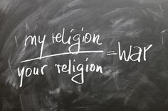 """Atheism is not a religion, and so it probably isn't the best answer when someone asks, """"What's your religion? Peace On Earth, World Peace, Teaching Methods, Let God, Atheism, Free Illustrations, Make Art, Creative Writing, Mindfulness"""
