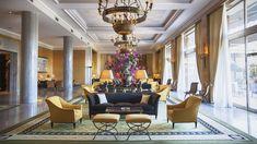 Grandes hoteles de lujo de Madrid