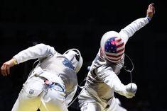 Rio Olympics 2016 - ESGRIMA
