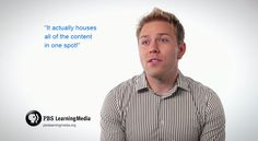 Ryan loves that PBS LearningMedia houses all of the content in one spot! Hear more at  http://to.pbs.org/teach #PBSLovesTeachers