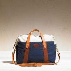 CB Briefcase  Natural by TM1985 on Etsy