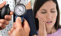 """HIGH blood pressure symptoms can include severe headaches, chest pain, and finding blood in your urine. But you could also be at risk of hypertension, and even """"sudden death"""", if you have this feeling in your face. Blood Pressure Symptoms, Lower Blood Pressure, Severe Headache, Face Images, Shortness Of Breath, Signs And Symptoms, Regular Exercise, Blood Vessels"""