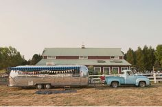 I would love to have that old truck to haul it around!