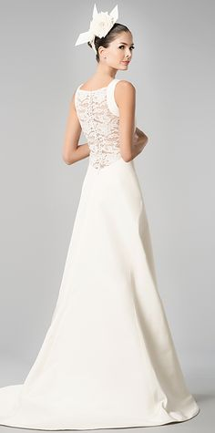 Bridal Fashion Week Looks We Love: Carolina Herrera #InStyle