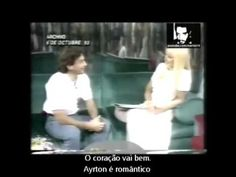 Ayrton Senna dá Resposta Antecipatória a Xuxa 1993