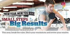 Small Steps, Big Results | Men's Fitness