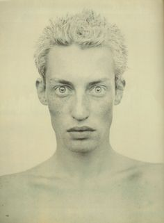 matt rose, jean paul gaultier (1994) photography paolo roversi fashion photography of the nineties