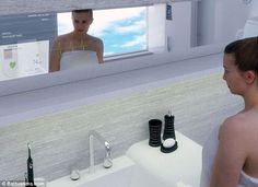 The Future Of The Bathroom Smart Mirrors