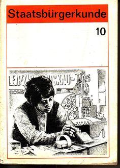 #DDR Lehrbuch Klasse 10/ #Staatsbürgerkunde/Volk und Wissen 1974   eBay