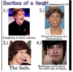 WAY.TOO.ACCURATE. I'm  2 a lot because directionators piss me off my bffs say I overreact I say bitch please , they pissed me off they get attacked I Love One Direction, One Direction Humor, Zayn, Scary, Times, 1direction, Fandoms, Fangirl Problems, Rock Songs