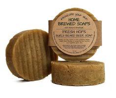 Beard Soap, Homemade Soap, Natural Soap, Beard Wash, Soap for Men, Gift for Men, Boyfriend Gift, Beard Care, Beard Products, Beard Shampoo
