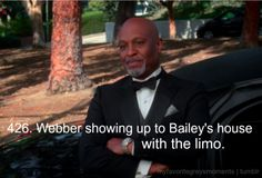 James Pickens Jr. (Richard Webber) - Grey's Anatomy
