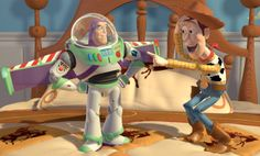 Are You More of a Buzz or a Woody? | Oh My Disney I'm more of a Woody! How about you?
