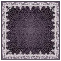 ковер абстракция фиолетовый chateau