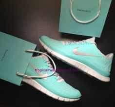 Tropical Twist Nike Free Runs|Tiffany Blue Nikes Women Shoes Size US5 5.5 6 6.5 7 7.5 8 8.5 9 9.5 10 10.5 11